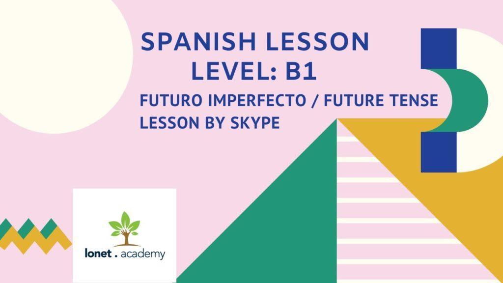 Privātstundas spāņu valodā ar Lonet.Academy privātskolotājiem. Spāņu valodas kursi online