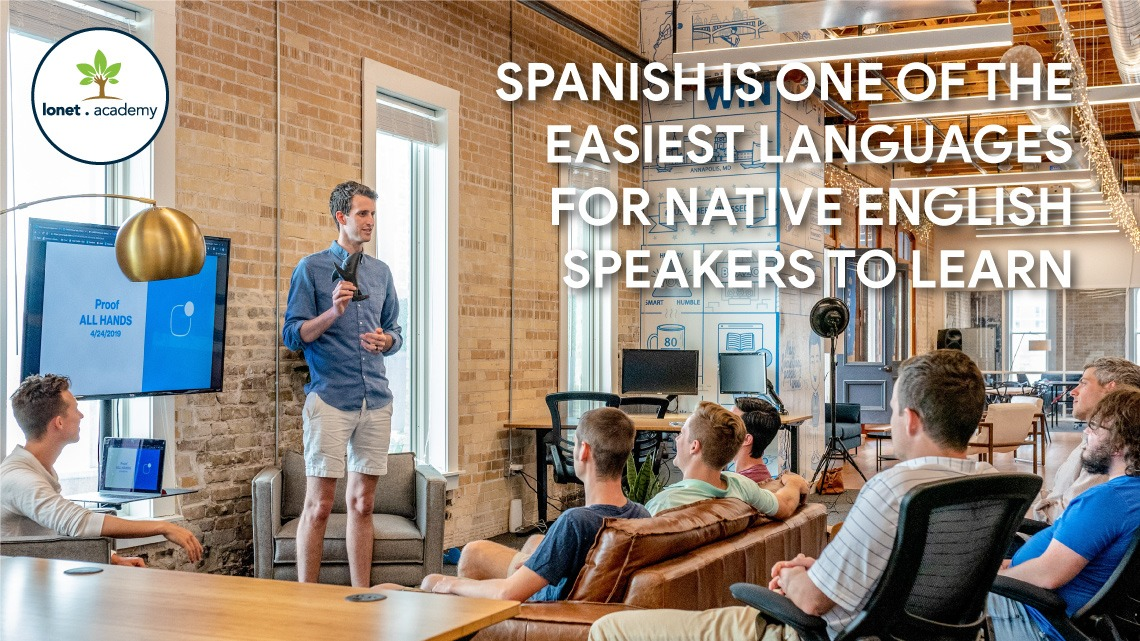Which are the easiest languages to learn to get job in Europe. Lonet.Academy